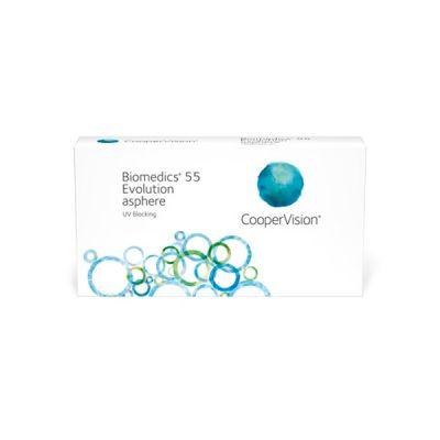 producto de mantenimiento Biomedics 55 Evolution asphere (6)