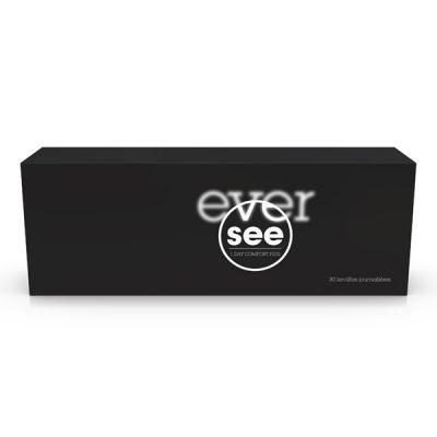 producto de mantenimiento Eversee Comfort Plus Silicone Hydrogel (30)