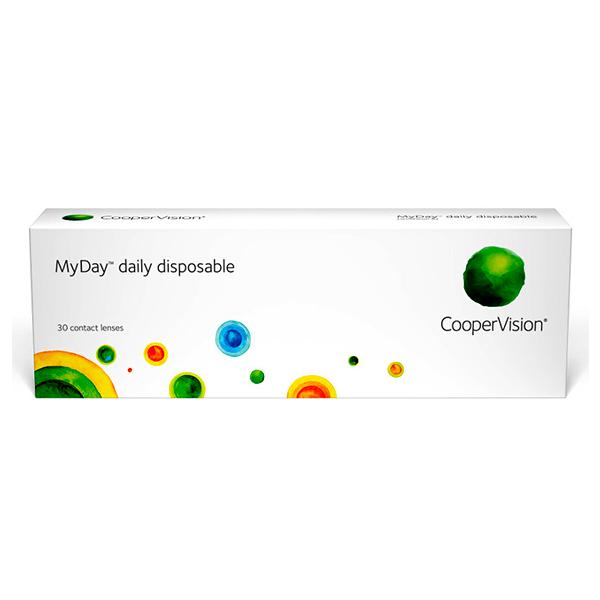 nákup kontaktných šošoviek My Day 30