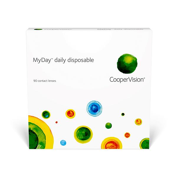 Kauf von My Day 90 Kontaktlinsen