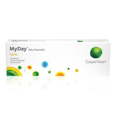 producto de mantenimiento My Day for astigmatism 30