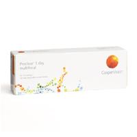 nákup kontaktních čoček Proclear 1 Day Multifocal
