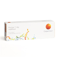 Lentilles de contact Proclear 1 Day Multifocal