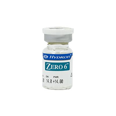 nákup kontaktných šošoviek ZERO 6 RX