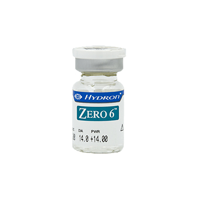 nákup kontaktních čoček ZERO 6