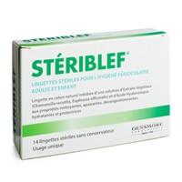 achat produit lentilles Stériblef x14