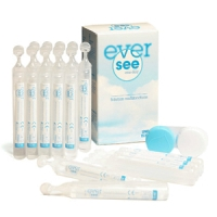 kontaktlencse tisztító vásárlás EverSee 1 Day 15x10ml