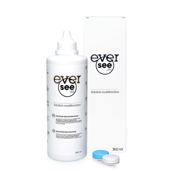 Roztok eversee plus 360ml