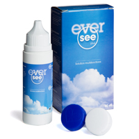 kontaktlencse tisztító vásárlás EverSee 60 ml
