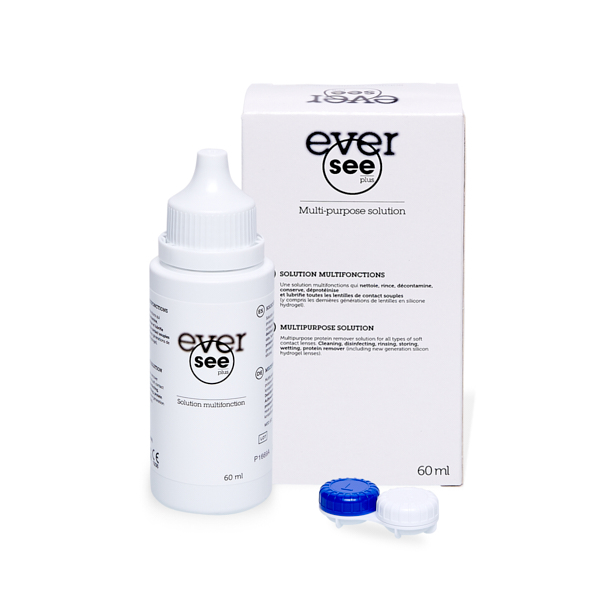 Roztok eversee plus 60ml
