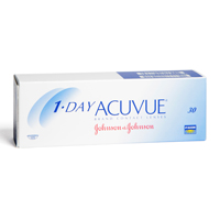Lentilles de contact 1-Day Acuvue 30