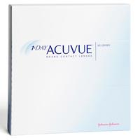 Kontaktní čočky 1 Day Acuvue 90