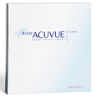 Lentilles de contact 1-Day Acuvue 90