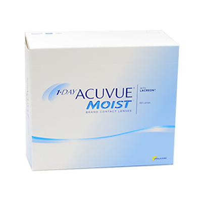 producto de mantenimiento 1 Day Acuvue Moist 180