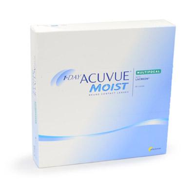 čočky 1 Day Acuvue Moist for Presbyopia 90