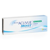 achat lentilles 1-Day Acuvue Moist Multifocal 30