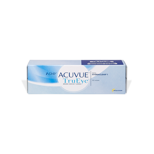 kontaktlencsék 1 Day Acuvue TruEye (30)