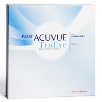 achat lentilles 1 Day Acuvue TruEye 90