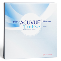 Lentilles de contact 1 Day Acuvue TruEye 90