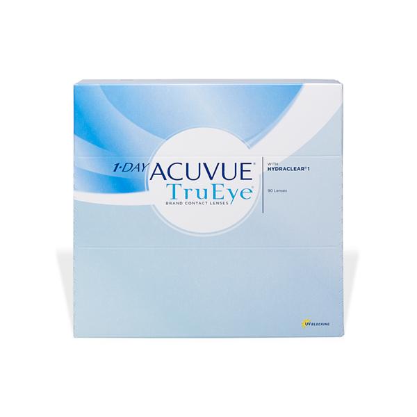 kontaktlencsék 1 Day Acuvue TruEye (90)
