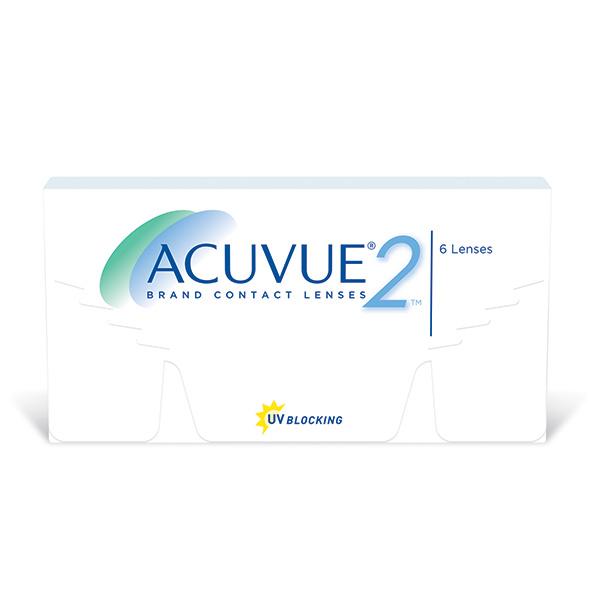 achat lentilles Acuvue 2