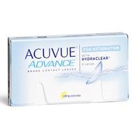 Kontaktní čočky Acuvue Advance for Astigmatism
