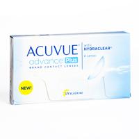 kontaktlencse vásárlás Acuvue Advance Plus with Hydraclear