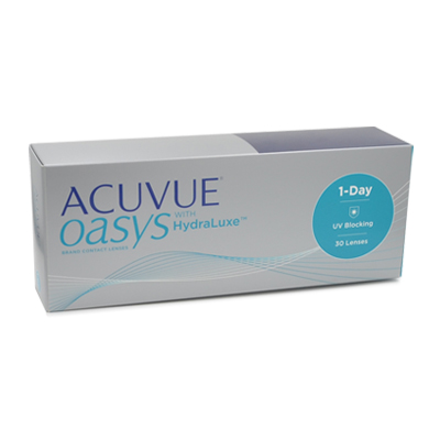 achat lentilles Acuvue Oasys 1 day 30