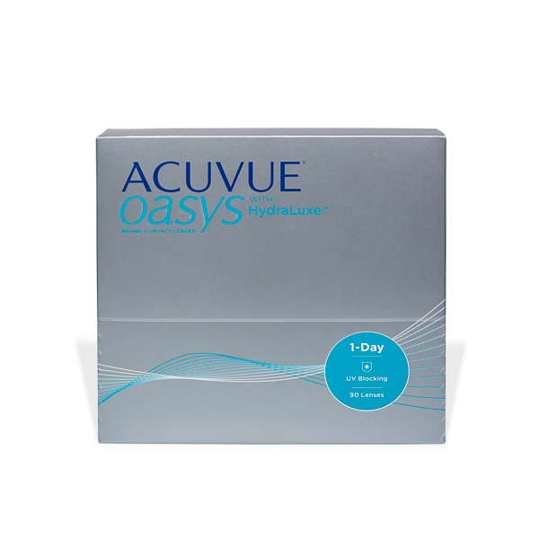 šošovky Acuvue Oasys 1 day (90)