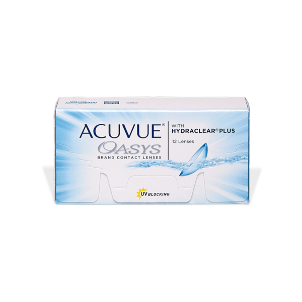 šošovky Acuvue Oasys 12 with Hydraclear Plus