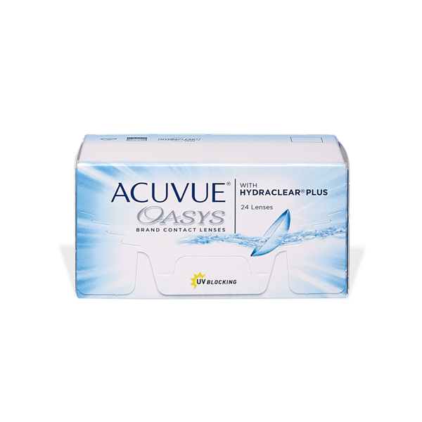 šošovky Acuvue Oasys 24 with Hydraclear Plus