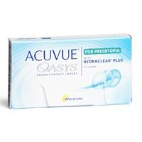 kontaktlencsék Acuvue Oasys for Presbyopia