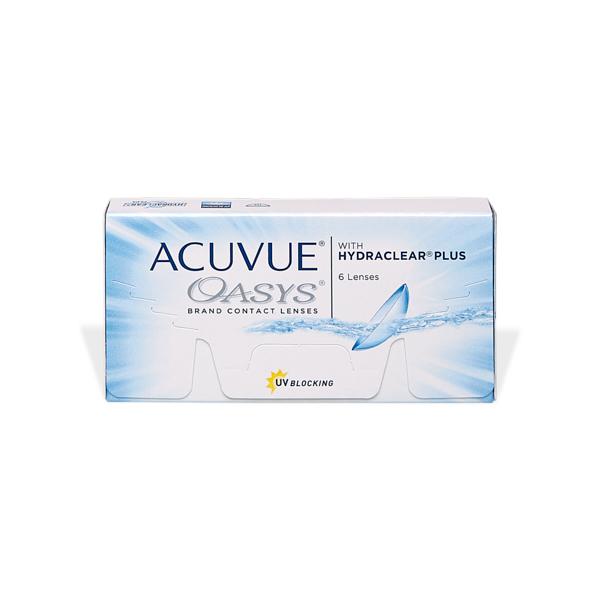čočky Acuvue Oasys with Hydraclear Plus