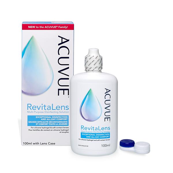 Roztok Acuvue RevitaLens 100ml