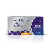 nákup kontaktních čoček Acuvue VITA ™ for Astigmatism