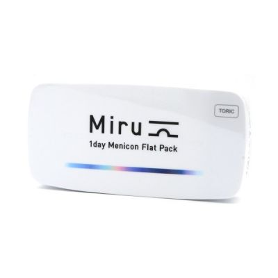 producto de mantenimiento Miru 1day Flat Pack Toric (30)