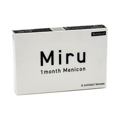 producto de mantenimiento Miru 1 month Multifocal