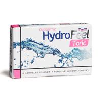 achat lentilles Hydrofeel Toric